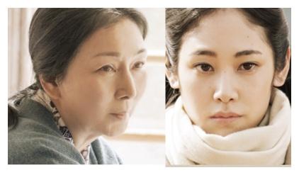 『罪の声』で曽根真由美を演じる梶芽衣子と阿部純子