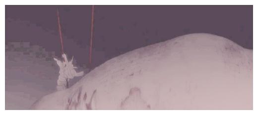 『エヴァンゲリオン新劇場版Q』のマーク6とリリス