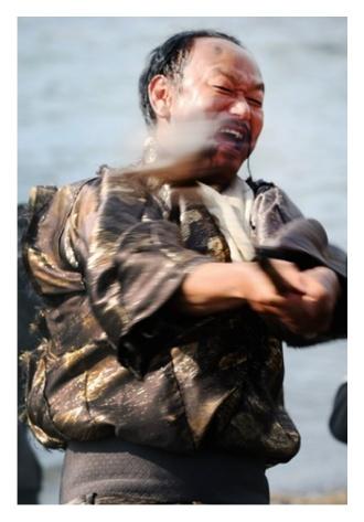 『るろうに剣心』の十本刀で島津健太郎が演じた才槌