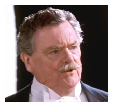 映画タイタニックのアーチボルト・グレイシー大佐
