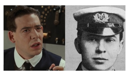 映画タイタニックの実在の登場人物ジャック・フィリップス